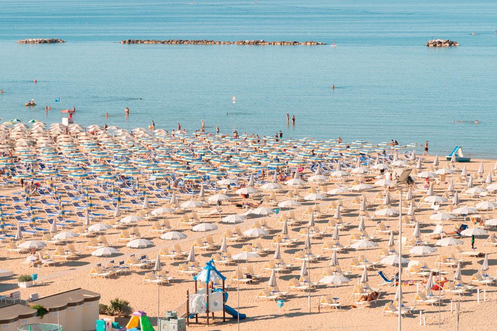 spiaggia cesenatico vacanze
