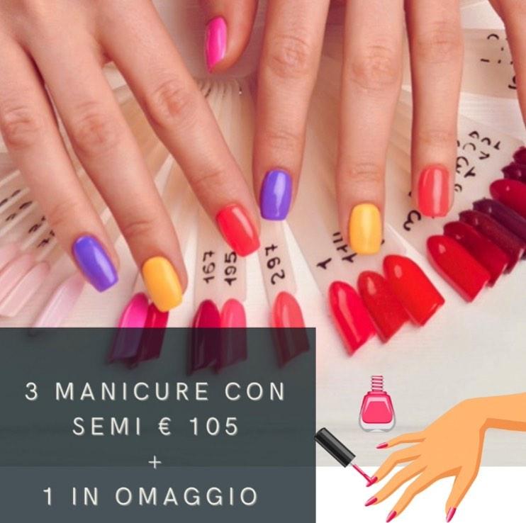 manicure e pedicure offerte cesenatico
