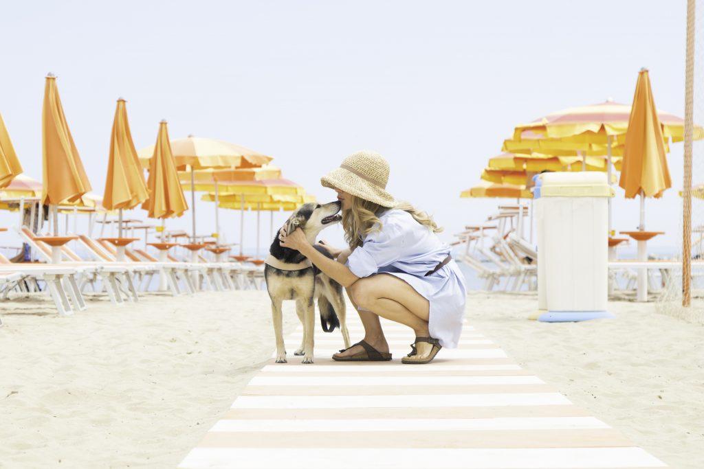cani spiaggia cesenatico pet friendly
