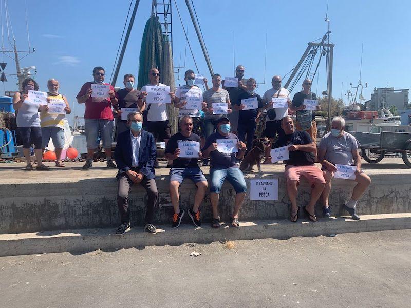 protesta pesca