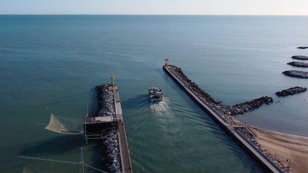 peschereccio porto