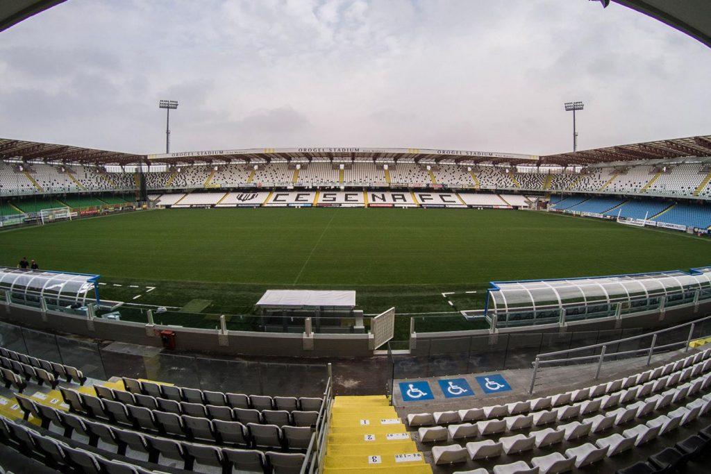 stadio calcio cesena