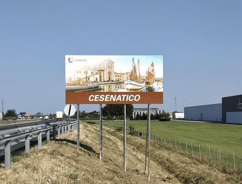 cesenatico autostrada