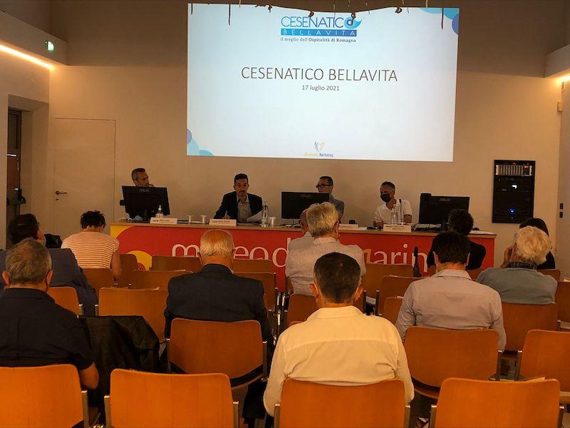 conferenza stampa bellavita