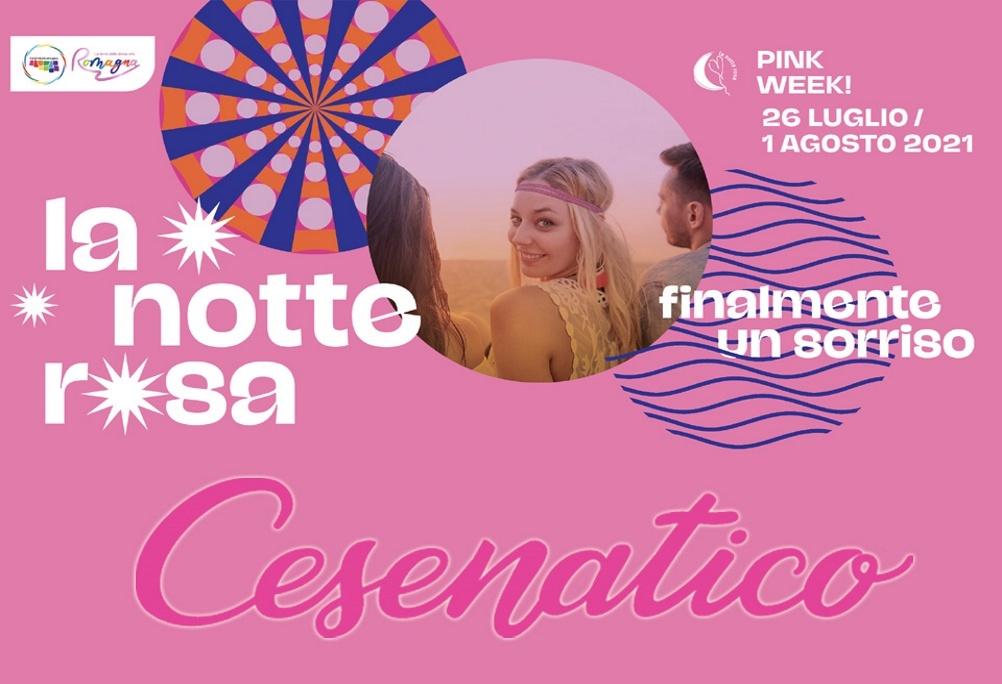 notte rosa cesenatico