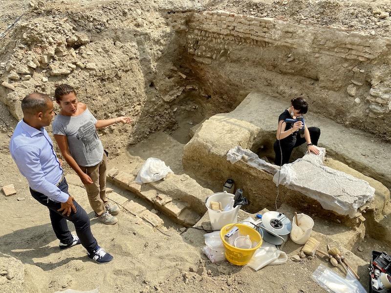 scavi cesena