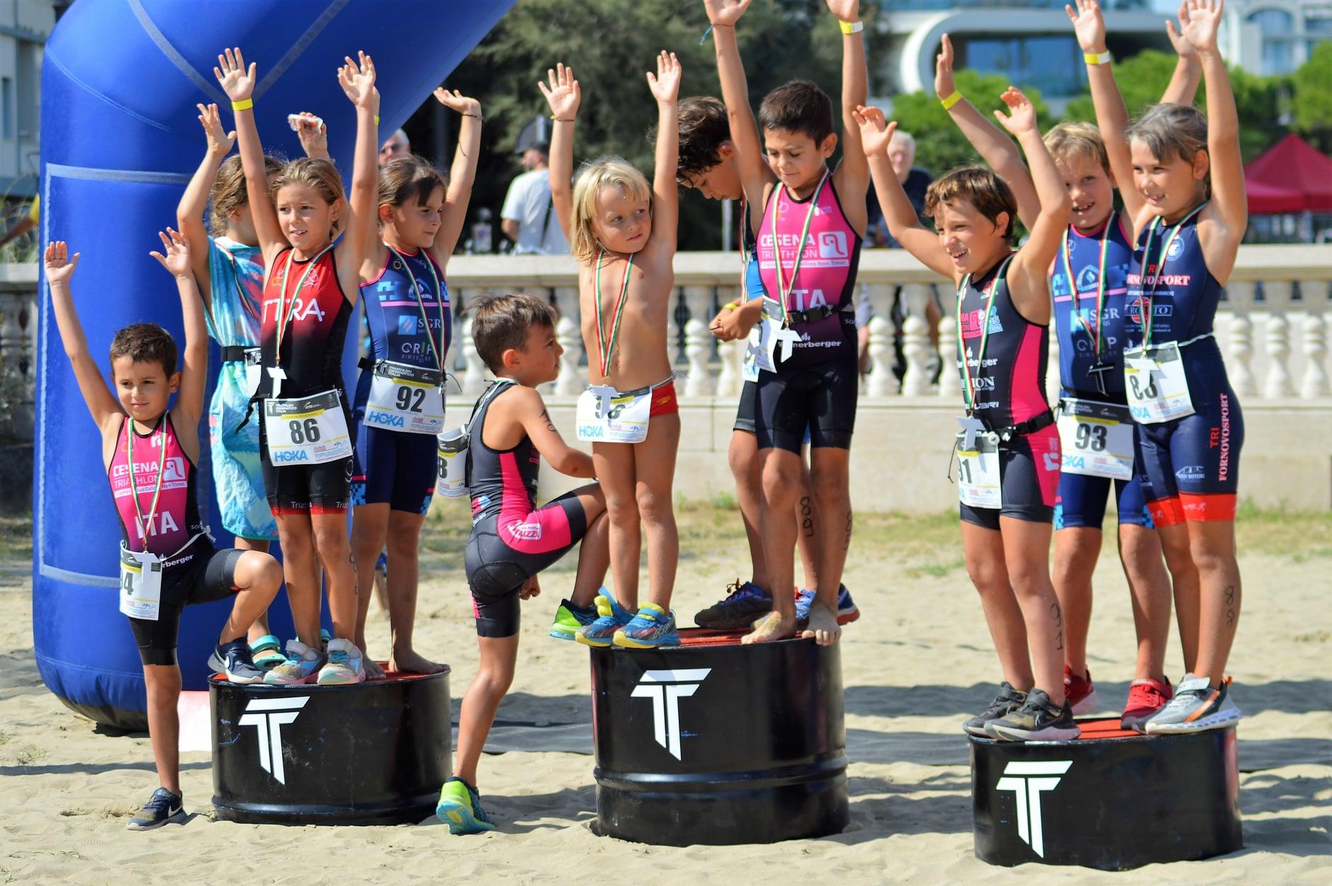triathlon bambini