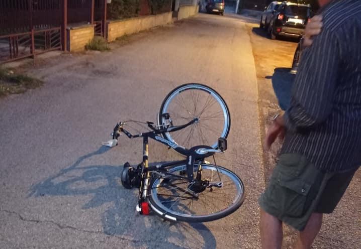 Via Donizetti, lo strano caso della strada asfaltata a metà