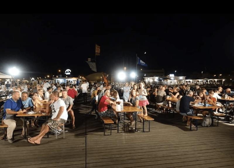 piazza spose dei marinai