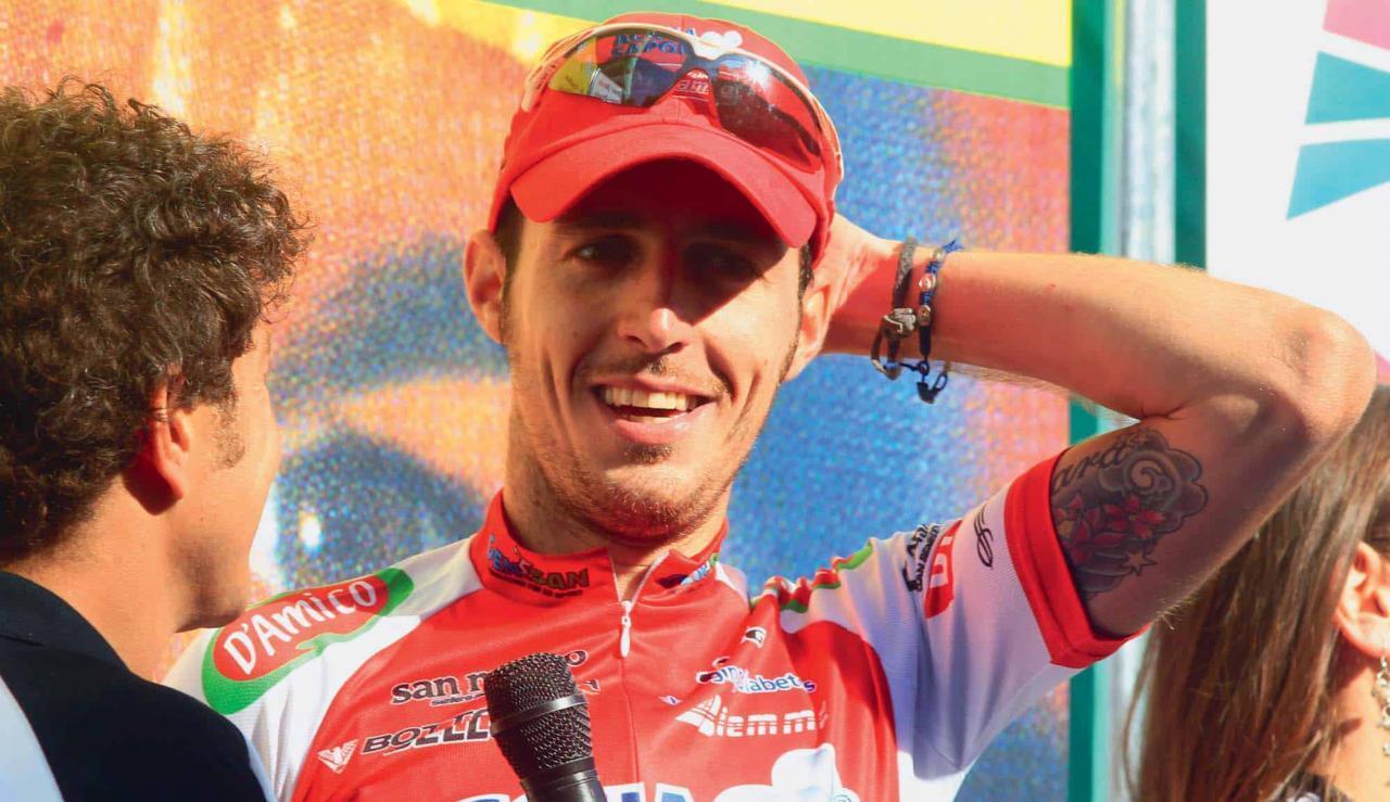Muore il ciclista che vinse il Memorial Pantani dieci anni fa