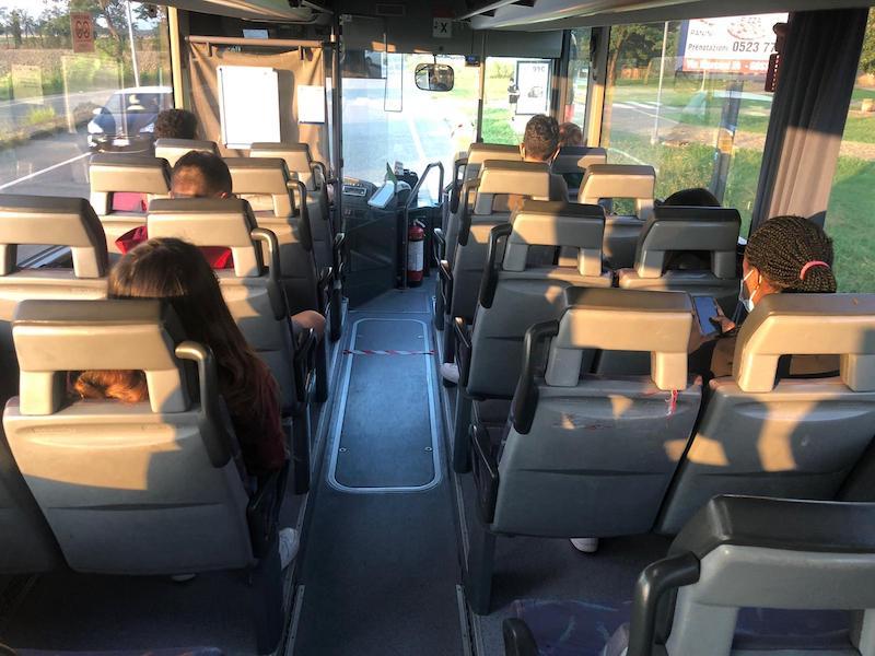 autobus, pullman