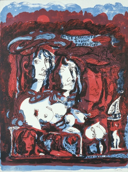 Tono e Dante, mostra a Cesenatico
