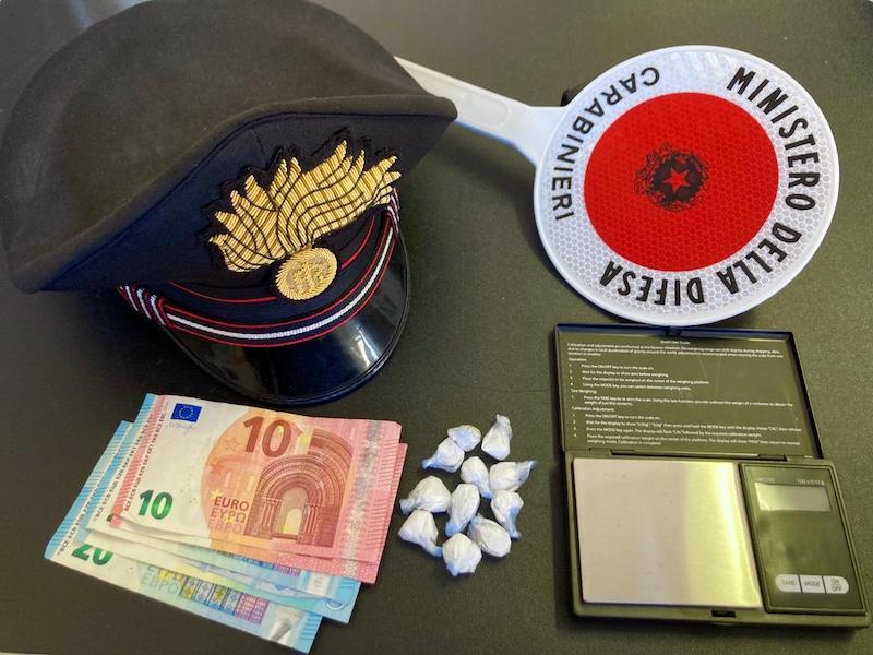 droga, carabinieri